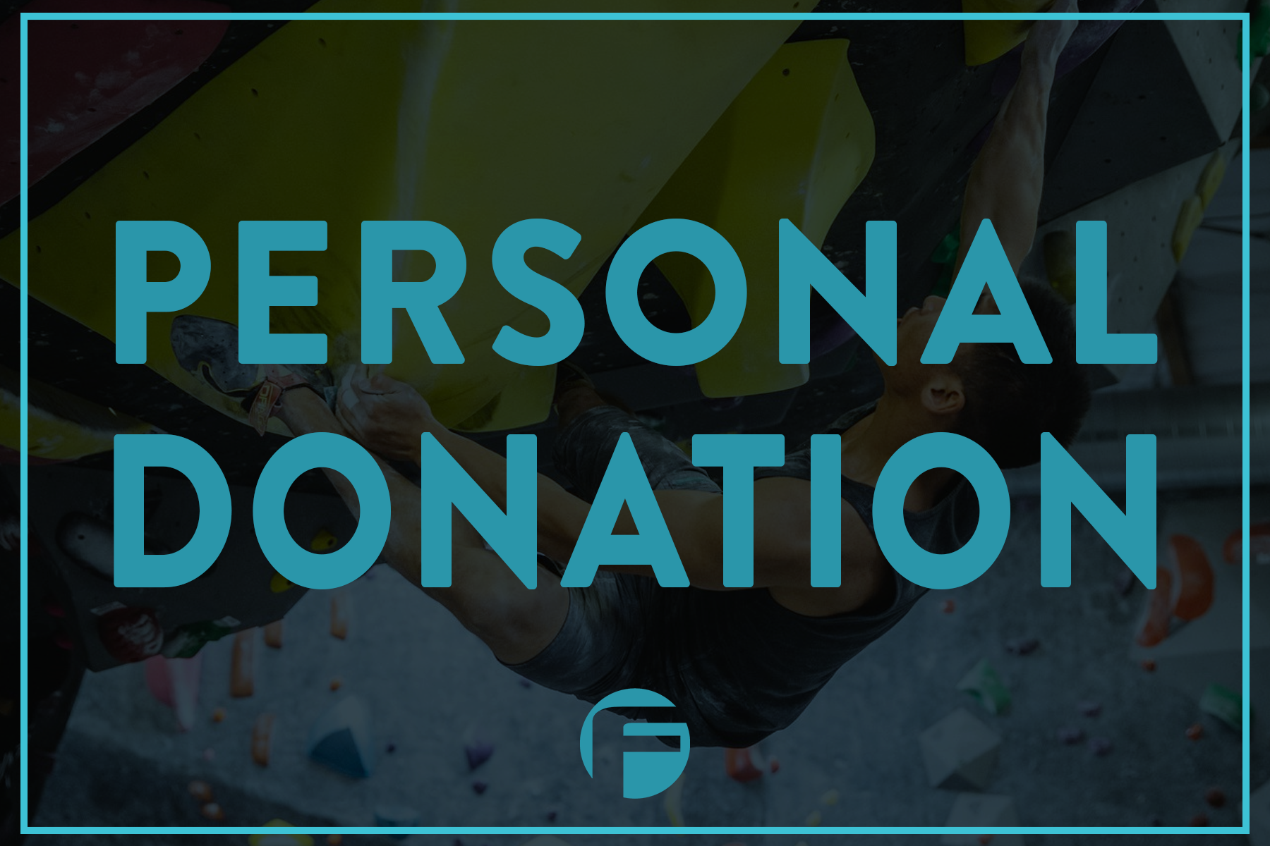 Personal Donation